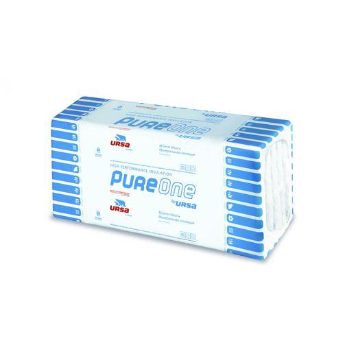 Утеплитель Урса PureOne 34 PN12(1250*600*50) (9 кв.м /0,45 куб. м)
