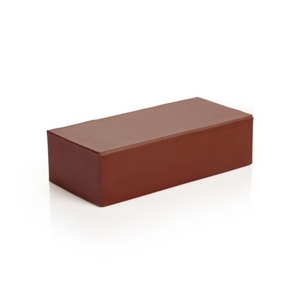 Кирпич лицевой полнотелый клинкерный Магма Шоколад