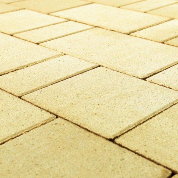 Тротуарная плитка BRAER Старый город Ландхаус, Песочный