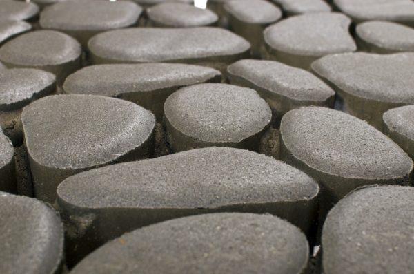 Тротуарная плитка BRAER Грин Галет Серый