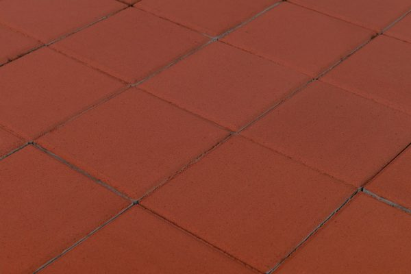 Тротуарная плитка BRAER Лувр Красный