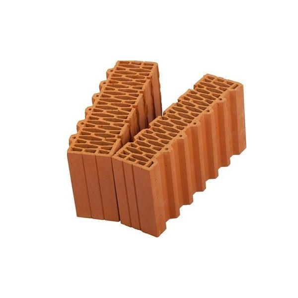 Керамический блок крупноформатный POROTHERM 44 1/2 доборный элемент поризованный М100