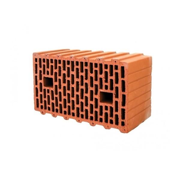 Керамический блок крупноформатный 44 BRAER 12,4 NF М-100/125 поризованный
