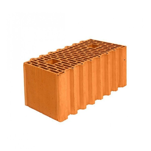 Керамический блок крупноформатный POROTHERM 51 Green Line М100