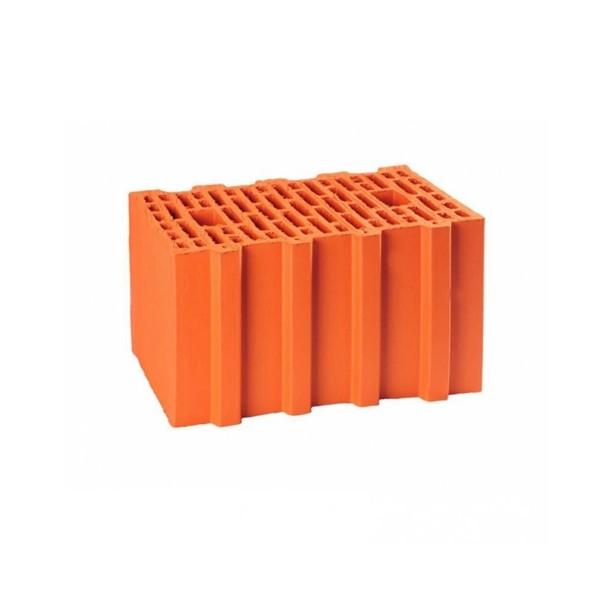 Керамический блок крупноформатный поризованный 10,7НФ Гжель М100-125