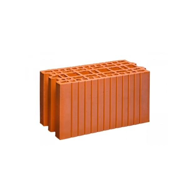 Керамический блок крупноформатный поризованный 9НФ Гжель М100-200