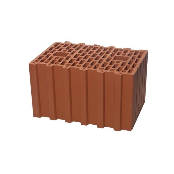 Керамический блок крупноформатный BRAER 10,7 NF М-100 поризованный