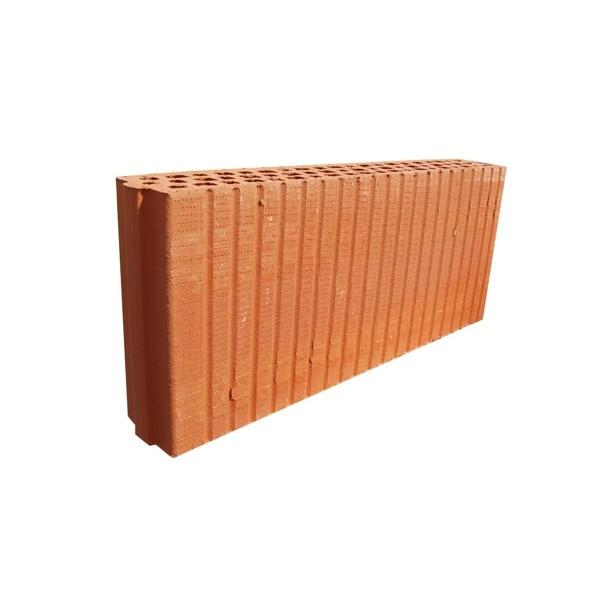 Крупноформатный поризованный керамический блок ЛСР 4,58 NF М150