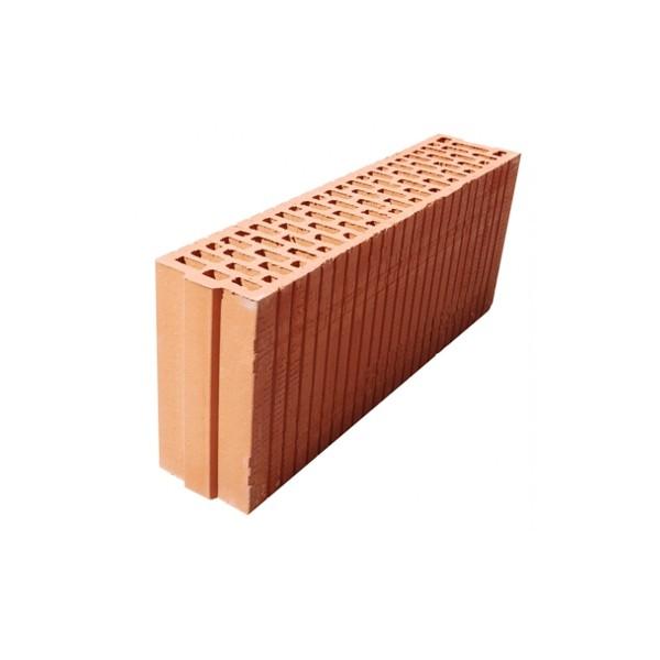 Крупноформатный поризованный керамический блок ЛСР 6,9 NF М100