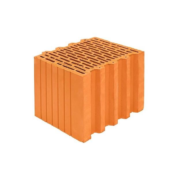 Керамический блок крупноформатный POROTHERM 30 поризованный М200