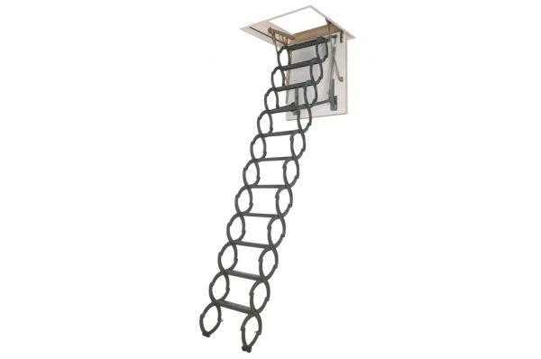 Лестница металлическая термоизоляционная 70х80 LST-280