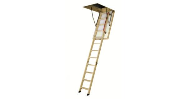 Лестница чердачная термоизоляционная 60х120 LТK-280