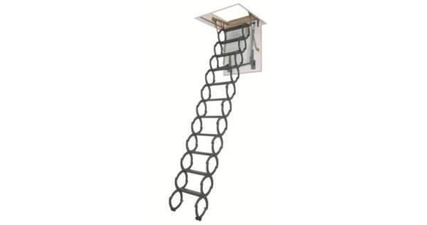 Лестница металлическая термоизоляционная 70х120 LST-280
