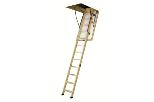 Лестница чердачная термоизоляционная 70х140 LТK-280