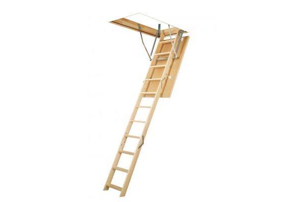 Лестница чердачная Smart Plus 60х120 LWS-280
