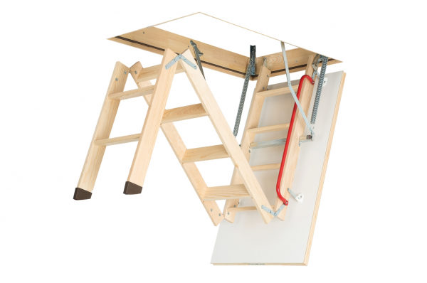 Лестница чердачная Komfort Plus 70х140 LWK-305