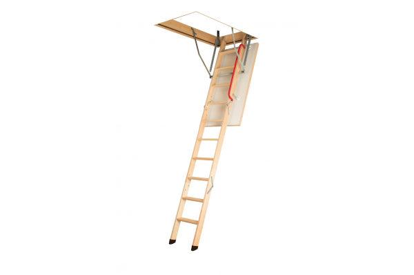 Лестница чердачная Komfort Plus 70х130 LWK-305