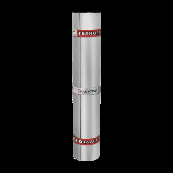 Рулонная гидроизоляция Технониколь Техноэласт Акустик Супер А350 ХАЗ 1x10 м