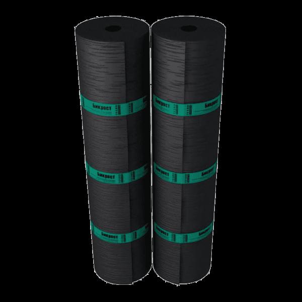 Рулонная кровля Технониколь Бикрост ТКП 1x10 м сланец серый