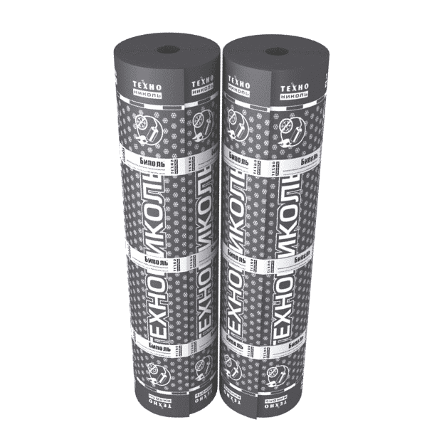 Рулонная кровля Технониколь Биполь ЭПП 1x15 м