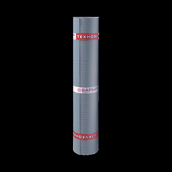 Рулонная гидроизоляция Технониколь Техноэласт Барьер Лайт 1x20 м