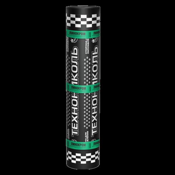 Рулонная кровля Технониколь Линокром ЭКП 1x10 м сланец серый