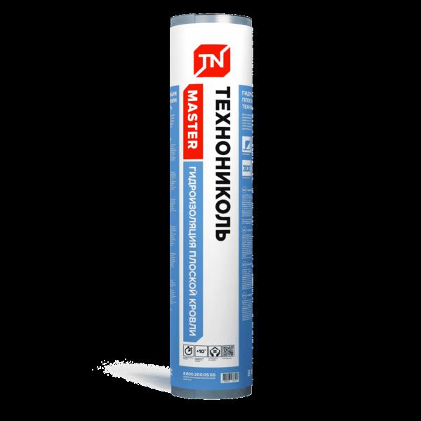 Гидроизоляция плоской кровли Технониколь 1x8 м