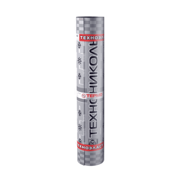 Рулонная гидроизоляция Технониколь Техноэласт Термо ЭПП 1x10 м
