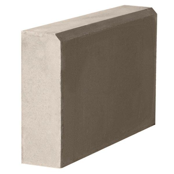 Бордюрный камень 1000х200х600 с/ц п/п
