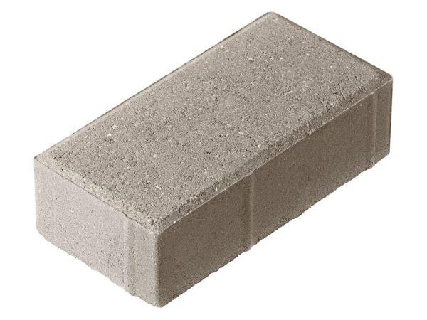 Тротуарная плитка Брусчатка 200x100х60 Стандарт