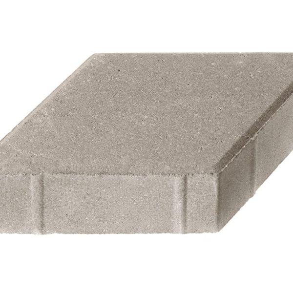 Тротуарная плитка Ромб 200x200х60 Стандарт