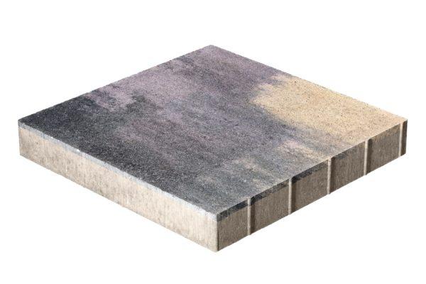 Тротуарная плитка Квадрат 500x500x70 без фаски Колормикс Юпитер