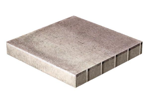 Тротуарная плитка Квадрат 500x500x70 без фаски Колормикс Хаски