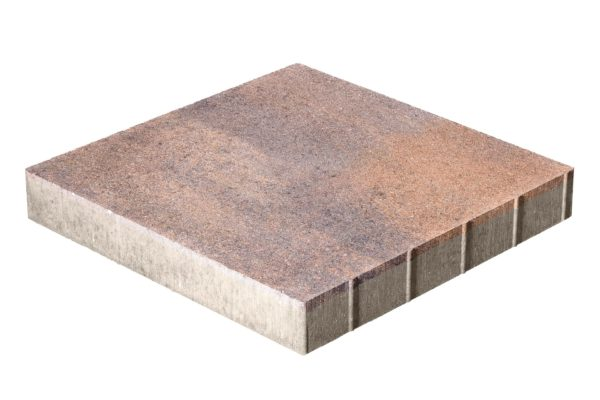 Тротуарная плитка Квадрат 500x500x70 без фаски Колормикс Техас
