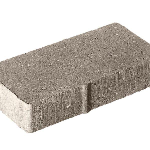 Тротуарная плитка Брусчатка 200х100х40 Стандарт