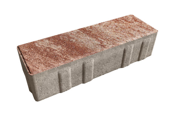 Тротуарная плитка Ригель 240x80х60 Колормикс Капучино