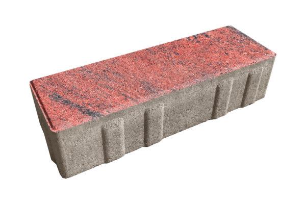Тротуарная плитка Ригель 240x80х60 Колормикс Вулкан