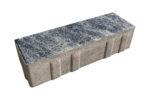 Тротуарная плитка Ригель 240x80х60 Колормикс Сильвер