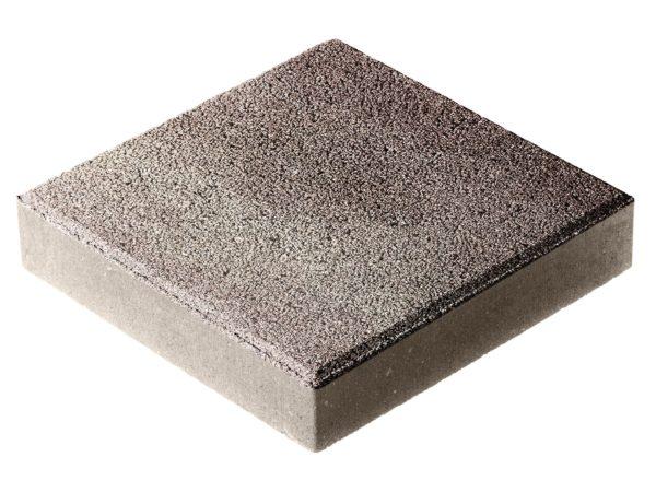 Тротуарная плитка Квадрат П15-6 300x300х60 Гранит Хаски