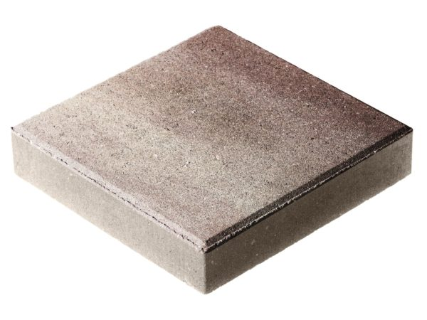 Тротуарная плитка Квадрат П15-6 300x300х60 Колормикс Хаски