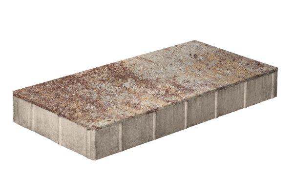 Плита тротуарная 600х300х80 Колормикс Хаски