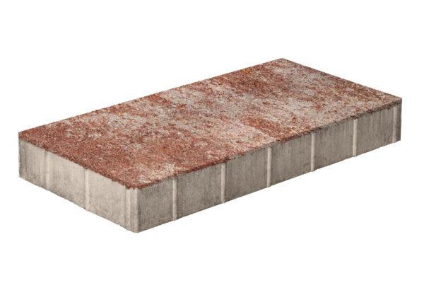 Плита тротуарная 600х300х80 Колормикс Капучино