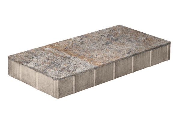 Плита тротуарная 600х300х80 Колормикс Песчаник