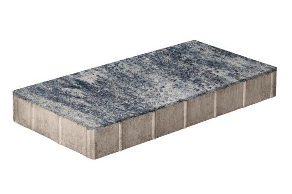 Плита тротуарная 600х300х80 Колормикс Сильвер