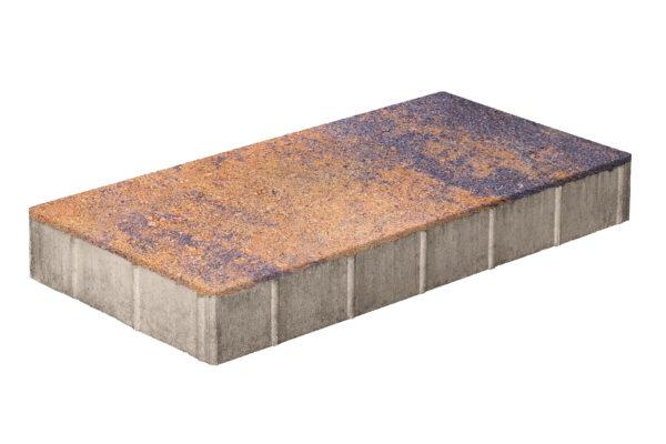 Плита тротуарная 600х300х80 Колормикс Техас
