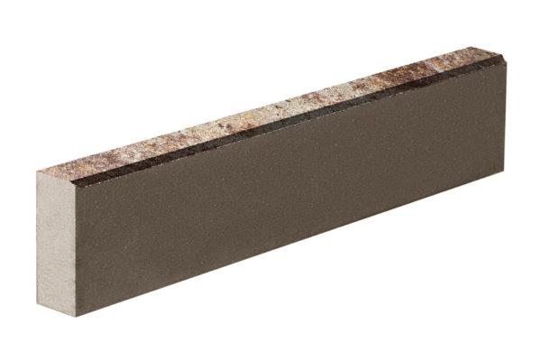Бордюрный камень 1000х80х200 Колормикс Хаски