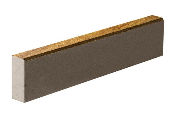Бордюрный камень 1000х80х200 Колормикс Листопад