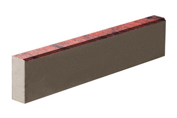 Бордюрный камень 1000х80х200 Колормикс Вулкан